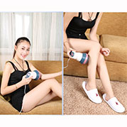 VideoMáy massage bụng cầm tay Puli PL-605 - 4 đầu