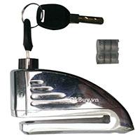 video khóa chống trộm xe máy kinbar 110 db, thiết kế đẹp, bền.