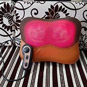 Video Máy đấm lưng và massage xoa bóp hồng ngoại 8 bi PULI PL-809A