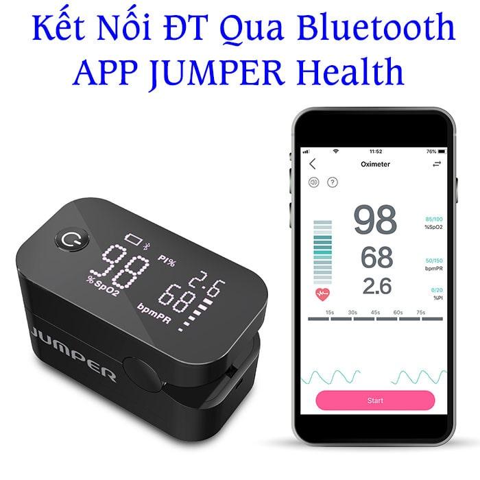 Video video hướng dẫn sử dụng máy đo nộng độ oxy trong máu (spo2) và nhịp tim jumper jpd 500g