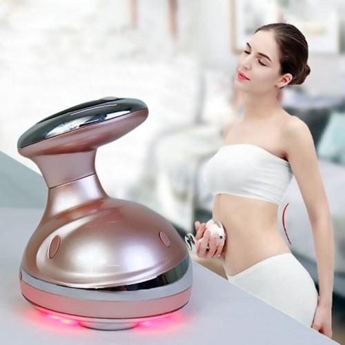 Video video máy massage giảm béo bụng và toàn thân bằng sóng vô tuyến rf zl-s6639a