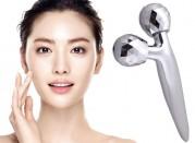 VideoMáy masssage mặt mini cầm tay Energy Beauty Bar đến từ Hàn Quốc
