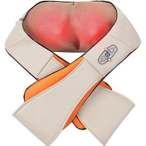Video video máy massage xoa bóp dây ấn cổ vai gáy hồng ngoại puli pl-901 - giải pháp làm giảm đau mỏi cổ cho dân văn phòng