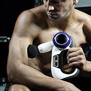 Video review Súng massage gun giảm căng cơ Mỹ Booster S - 120W hàng chính hãng