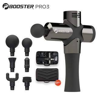 Video video súng massage cầm tay booster pro 3 - 126w - hàng cao cấp nhất của hãng từ mỹ
